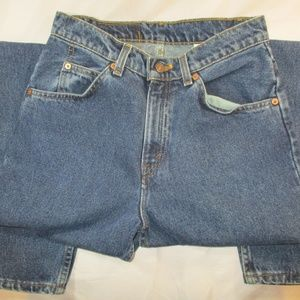 NWT Levi Strauss High Waist Jeans 7 M